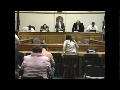 7/17/12 Board of Commissioners Regular Session
