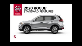 YouTube Video idkVbVxDQHo for Product Nissan Rogue Crossover (3rd-gen, T33) by Company Nissan Motor in Industry Cars