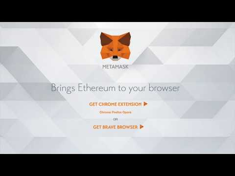 Как создать кошелёк Ethereum через приложение MetaMask