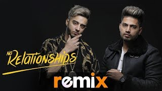 No Relationships (Official Remix) | Mr. Dee | DJ HARSHAL | X SUNIX THAKOR | Latest Remix Songs 2019