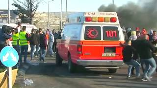 Two dead in 'Day of Rage' over Jerusalem