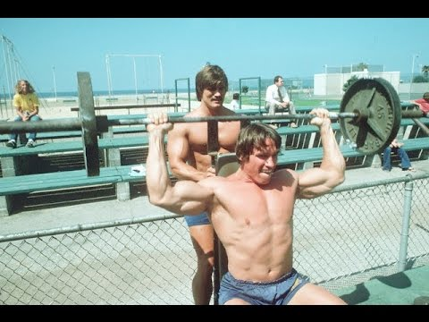 Arnold Schwarzenegger and Body Building : Documentary on Body Building with Arnold Schwarzenegger