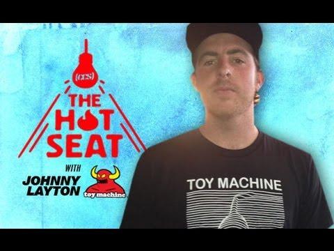 The Hot Seat | Johnny Layton