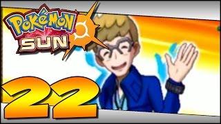 Stufful  - (Pokémon) - POKÉMON SUN #22 - NO BALANÇO DO BUSÃO! QUEST STUFFUL!
