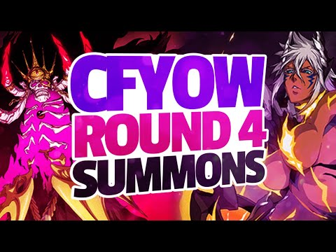 """I DUNNO MAN!"" MORE CFYOW Round 4 Summons 