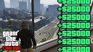 The Fastest and Easiest Way to Make Money in GTA Online - $25000 VIP and CEO Missions