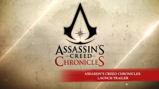 Assassin's Creed Chronicles: Russia video