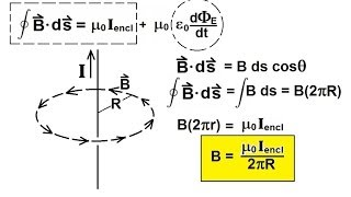 Physics - E&M: Maxwell's Equations (6 of 30) Ampere's Law (Part 1)