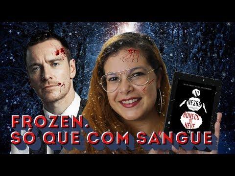 Serial killer 1 x 0 detetive Harry Hole | Boneco de Neve - Jo Nesbo | RESENHA