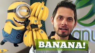 Banana Pra Você.
