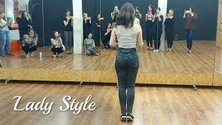 Kizomba Fusion Lady Style By Maria Alpas On Dream By Ir Sais (Prod. Iri)