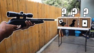 WHICH WOULD YOU SHOOT??? 😱 (DON