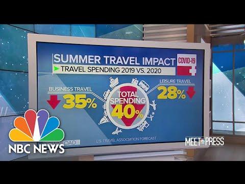 COVID-19: Bad News For Air Travel, Boon For Short-Term Rentals | Meet The Press | NBC News