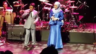 Gurindam Jiwa - R Ismail & Rabi'atul LIVE @ Studio Teater Esplanade Di Persisiran.
