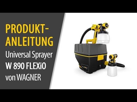 Wagner W 890 Flexio