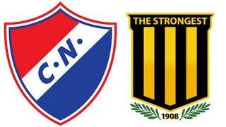 preview picture of video 'Nacional de Asunción 0 - 0 The Strongest Copa Sudamericana 2013'