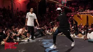 Caleaf vs Kapela JUDGE BATTLE House Dance Forever Warrior Edition - Summer Dance Forever 2018