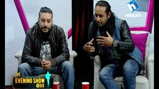 Nattu With Sarad Shrestha And Abhishek S. Mishra -Full Episode (LIVON-THE EVENING SHOW AT SIX)
