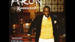 Akon no sunshine in my hood