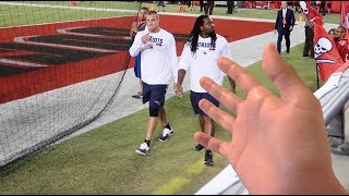 ROB GRONKOWSKI REJECTS ME!..