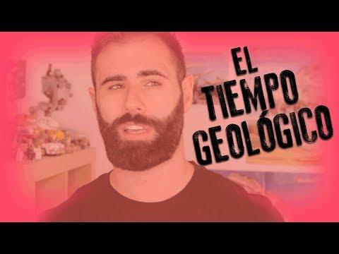 El Tiempo Geológico: eras y periodos