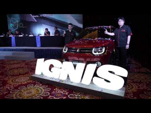 Peluncuran Suzuki Ignis I OTO.com