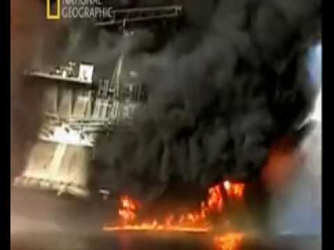Катастрофа в Мексиканском заливе. Deepwa