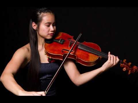 Bach Violin Partita No. 2 in D minor, Allemande. Performed on viola, October 2019.