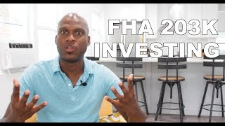 Using FHA 203k Mortgage As An Investor