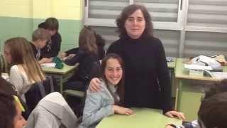 preview picture of video 'IES Torre de Malla Parets del Vallès 2014 1r ESO (23)'