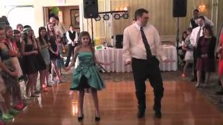 Father-Daughter Dance Takes A Turn (Official) [HD]