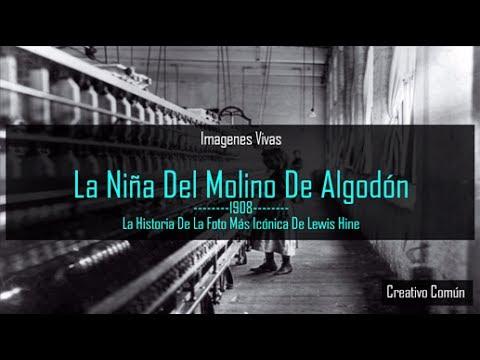 Imágenes Vivas: La Niña del Molino de Algodón