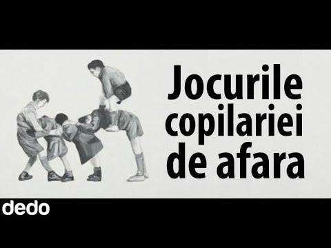 20 DE JOCURI DE AFARA DIN COPILARIE
