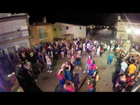 Discoteca Móvil ARTE LARRODRIGO (SALAMANCA) 2016