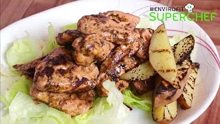 How to make peri peri mayo chicken wings   Chef Ali Mandhry