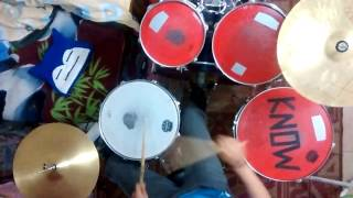 sum 41 billy spleen-Drum Cover- Katze #2