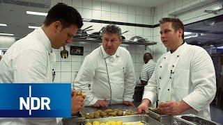 Spitzenköche unter Druck: Die Arbeit in einer Gourmetküche  | 7 Tage | NDR