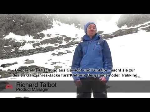 Mountain Equipment - Lhotse Jacket - Hardshelljacke (Bergfreunde.de Produkt)