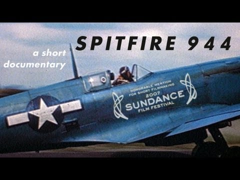 Filmmaker tracks a WW2 veteran and surprises him with footage from a crash landing he had on a Spitfire.