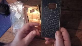 Чехол для Samsung Galaxy S6 edge плюс. от компании Интернет-магазин-Модной дешевой одежды. - видео