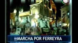 21 Octubre 2011  Marcha Por Mariano Ferreyra  Canal 8 Tucumán