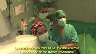 Programa Cirugía Robótica de HM Hospitales - HM Hospitales