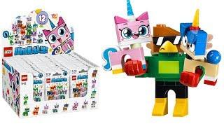 LEGO Unikitty наборы и минифигурки Юникитти