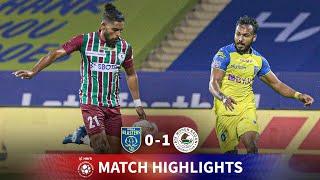 Highlights - Kerala Blasters FC 0-1 ATK Mohun Bagan - Match 1   Hero ISL 2020-21