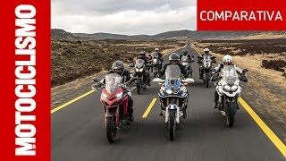 Comparativa MaxiEnduro 2018 - Motociclismo