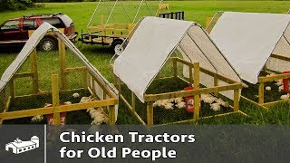 Chicken Tractors For Old People - AMA S5:E2