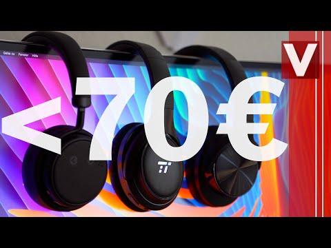 Die besten Over-Ear Kopfhörer bis 70€ 2019 - Venix