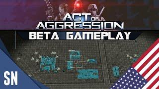 Gameplay đầu tiên của game, hơi đậm chất C&C và Act of War đấy :P