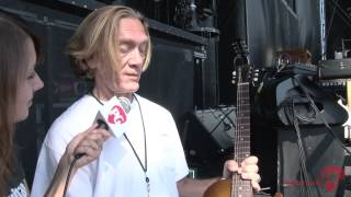 Rig Rundown - Roger Waters' The Wall Tour- G.E. Smith