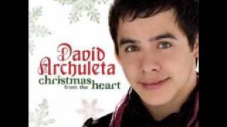 David Archuleta - Joy to the World - Christmas From the Heart